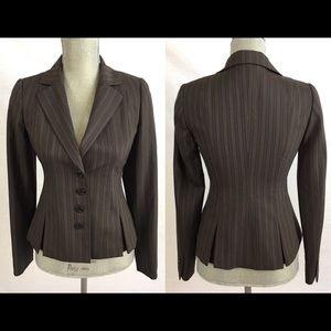 Laundry by Shelli Segal Women's 6 Blazer Jacket